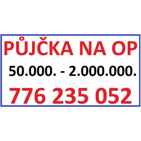 Online aukce půjček olomouc